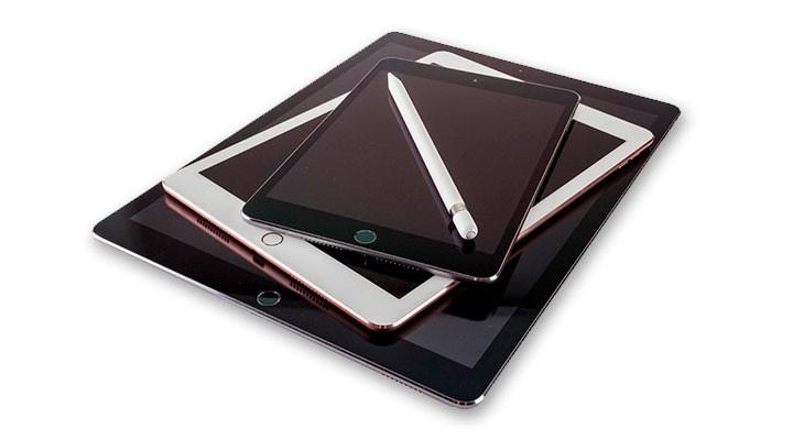 """Tendremos tres nuevos iPads en primavera, uno de ellos de 10-10,5"""" y con marcos reducidos"""