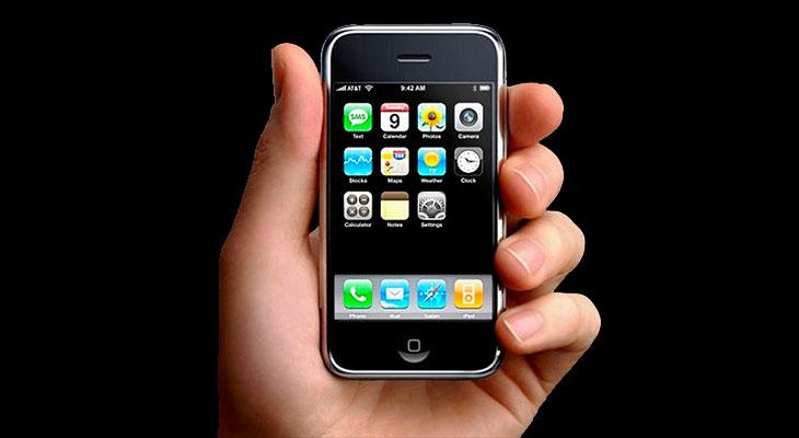 El iPhone cumple diez años. ¡Feliz Cumpleaños!