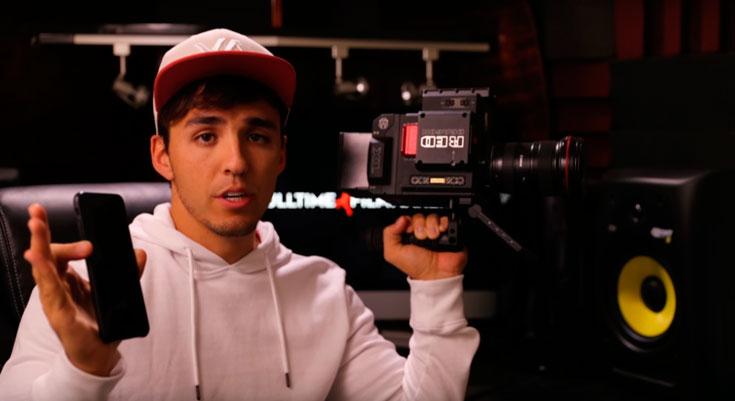 La cámara del iPhone 7 Plus comparada con una cámara de cine de 50.000 dólares [Vídeo]
