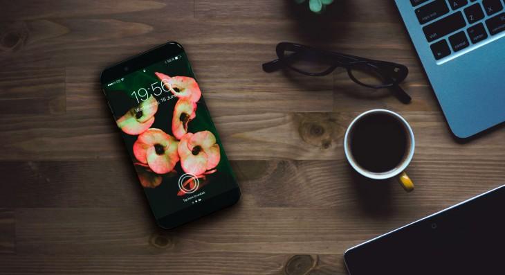 Así sería un iPhone 8 de cristal y acero inoxidable con cámara dual vertical y Smart Connector [Vídeo]