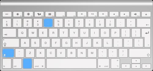 Cómo capturar sólo una parte de la pantalla en Mac