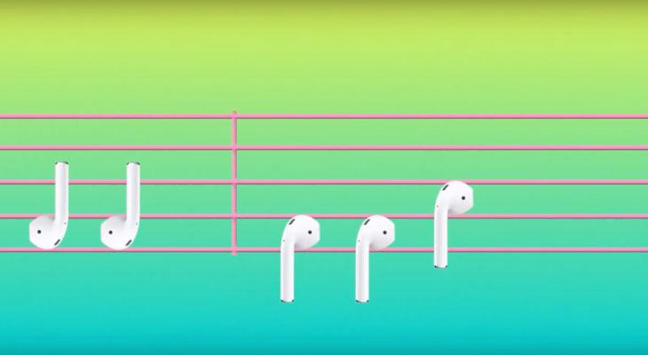 Apple estrena cinco nuevos anuncios para los AirPods a ritmo de música británica