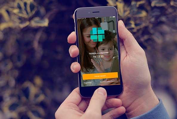 Aplicación VIDA - Consultas médicas en tu iPhone desde cualquier lugar
