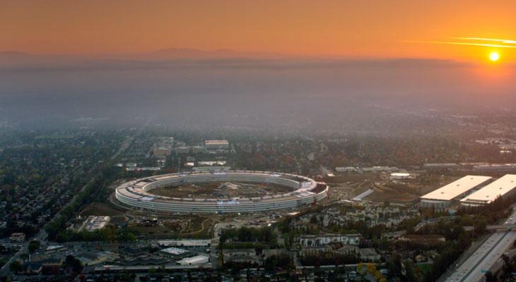 Apple Park: la nueva sede central de Apple abrirá sus puertas en abril