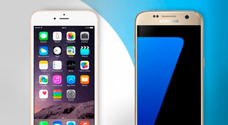 """Un analista dice que Apple tiene a Samsung """"contra las cuerdas"""" más que nunca antes"""