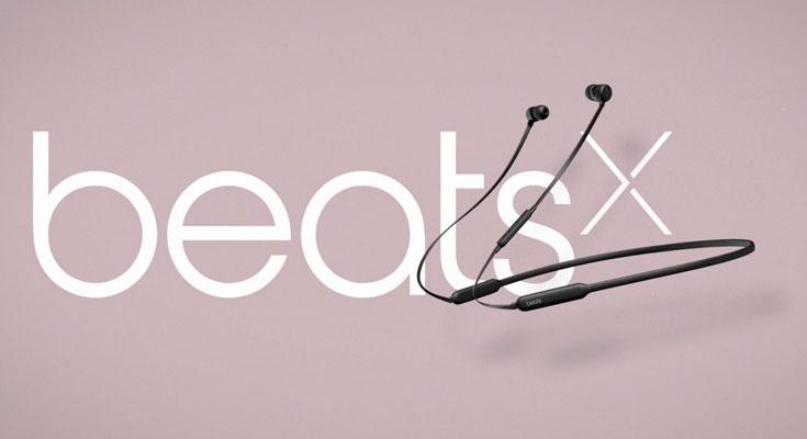 Los largamente esperados BeatsX llegarán el 10 de febrero
