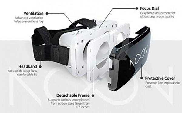 Así funcionan las gafas de realidad VR para iPhone