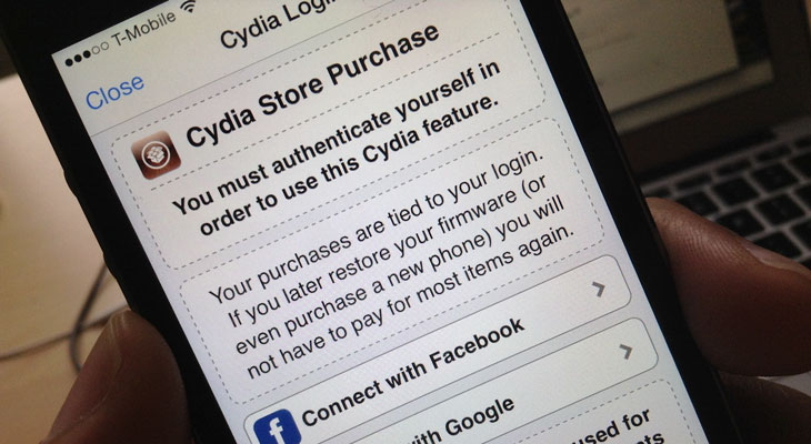 Cydia 1.1.28 llega a su versión final y ya es compatible con la compra de Tweaks