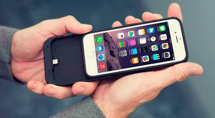 bateria carcasa iphone 8
