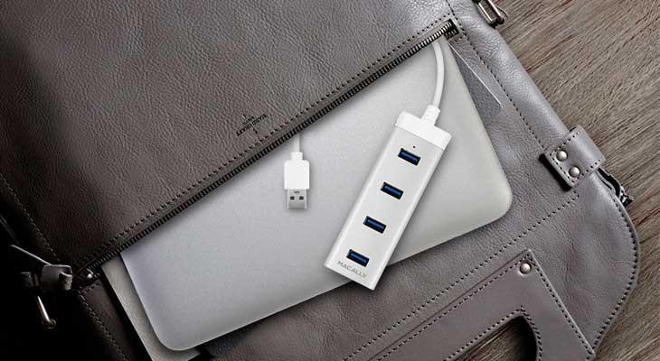 Los 10 mejores Hub USB 3.0 para Mac y PC