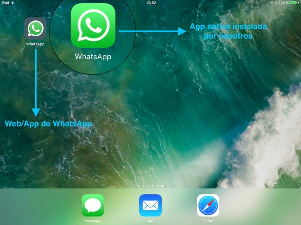 Instalar WhatsApp en el iPad sin Jailbreak - Tutorial - Paso 11