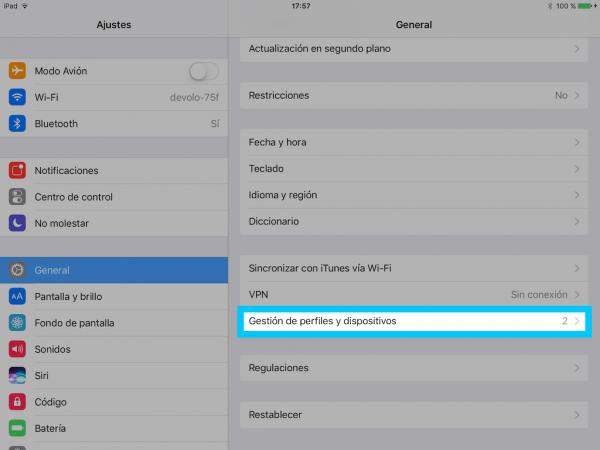 Instalar WhatsApp en el iPad sin Jailbreak - Tutorial - Paso 12