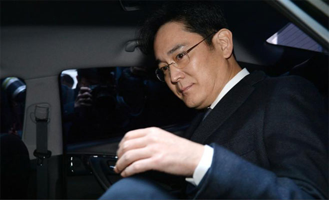 Lee Jae-yong, Vicepresidente de Samsung - REUTERS