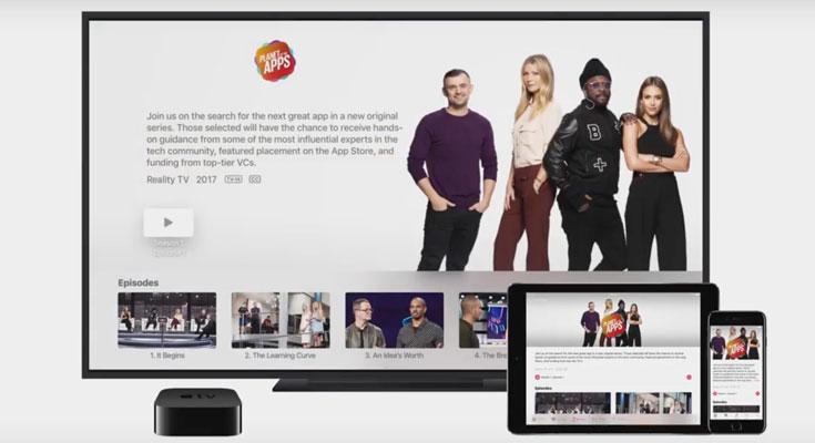 Ya podemos ver nuevos tráilers de Planet of the Apps y Carpool Karaoke