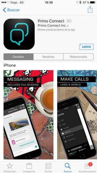 Cómo usar WhatsApp sin tarjeta SIM - Tutorial - Paso 1