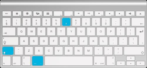 Cómo hacer una captura de pantalla de la Touch Bar del MacBook Pro