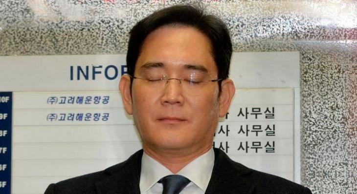 Arrestan al Vicepresidente de Samsung por su implicación en un caso de corrupción