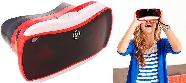 Gafas de realidad virtual para iPhone orientadas a uso infantil - View-Master de Mattel