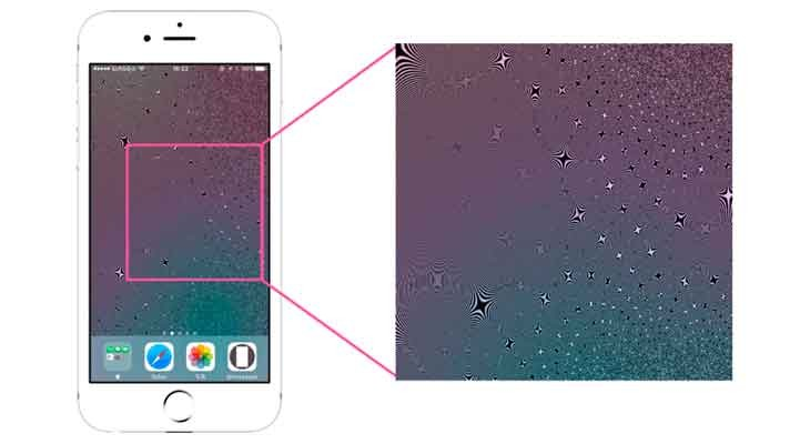 """Estos fondos de pantalla """"mágicos"""" hacen que la pantalla del iPhone brille cuando la mueves"""