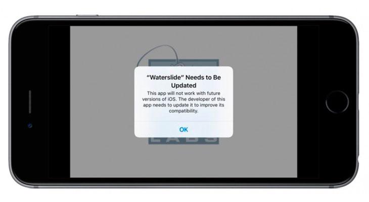 iOS 11 no será compatible con apps de 32 bits