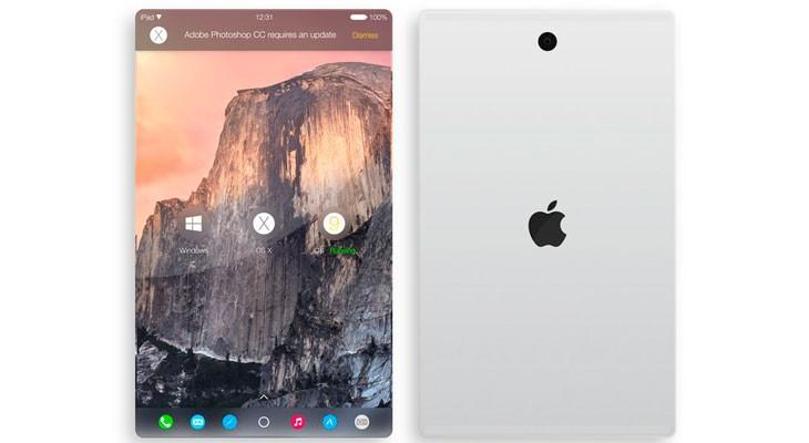 El iPad Pro de 10,5 pulgadas tendrá una pantalla de 2.224×1.668 con la densidad de píxeles del modelo de 9,7 pulgadas