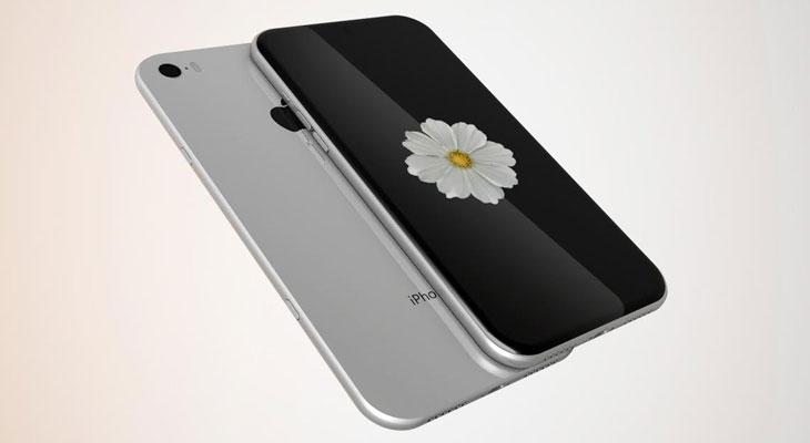 El iPhone 8 tendrá 3GB de RAM y capacidades de 64 y 256 GB