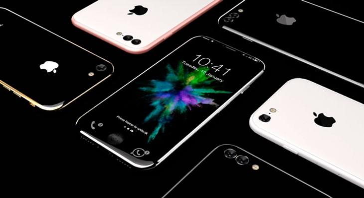 Apple podría empezar la producción del iPhone 8 antes de lo habitual