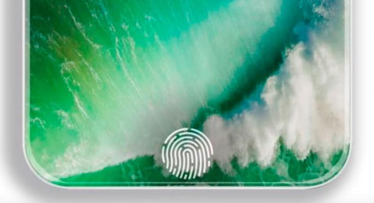 Apple patenta una pantalla capaz de leer huellas digitales sin necesidad de un sensor