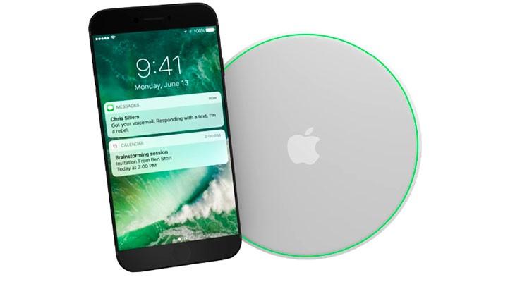 Más señales de que el iPhone 8 tendrá carga inalámbrica
