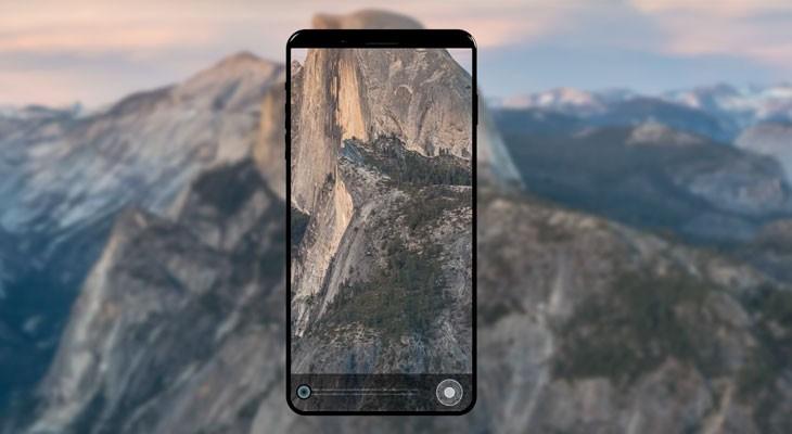 """Así sería un iPhone 8 con la nueva """"Área de Función"""" [Vídeo]"""