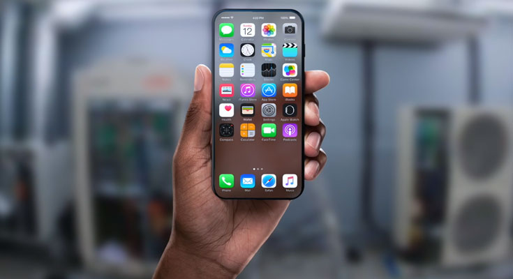 """Un nuevo concepto nos muestra cómo sería un iPhone 8 """"transparente"""" [Vídeo]"""