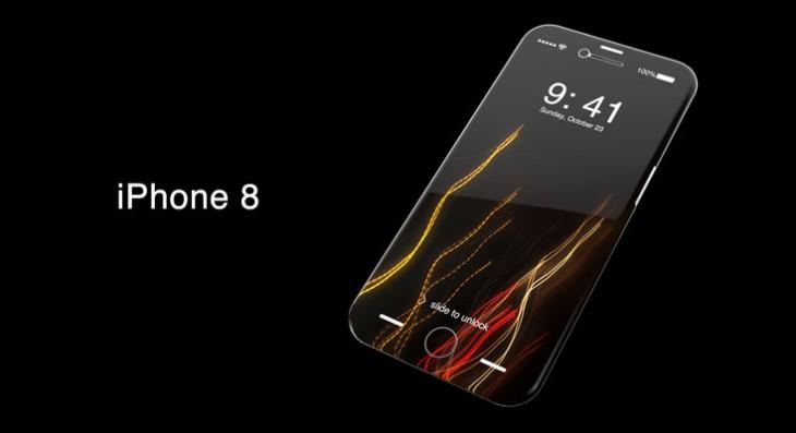 El iPhone 8 OLED de 5,8 pulgadas tendrá un área de funciones que sustituirá el botón Home