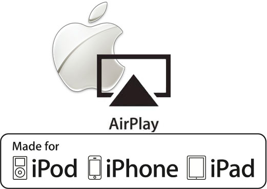 AirPlay iPod iPhone iPad