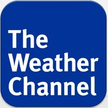 The Weather Channel: App del tiempo para iPhone - Logo