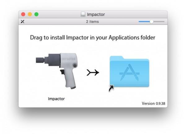 Jailbreak Apple TV 4 Cydia Impactor
