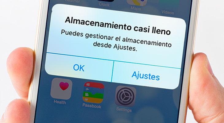 Con la actualización del iPhone SE, Apple dice adiós a los iPhones de 16 GB