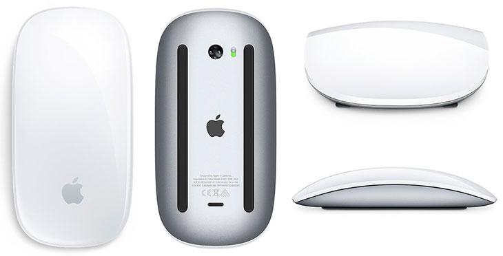 Magic Mouse 2: el teclado inalámbrico oficial de Apple para Mac