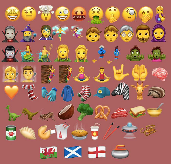 Emojis_Unicode_10