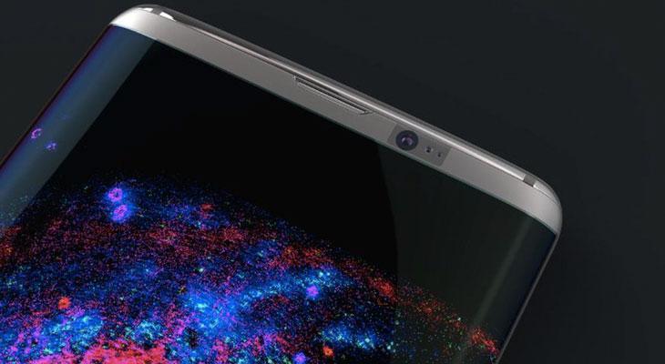 Primer vídeo del Galaxy S8 funcionando y comparativa de tamaños con el iPhone 7