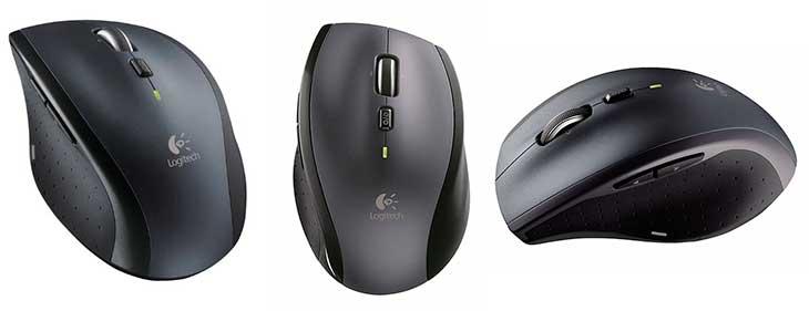 Ratón inalámbrico con Bluetooth para Mac y PC con gran relación calidad-precio - Logitech M705