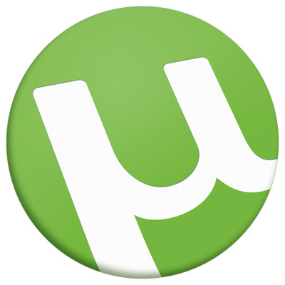 uTorrent: cliente Torrent para Mac - Logo