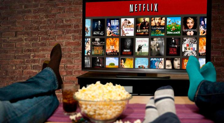 Netflix eliminará el sistema de estrellas para valorar su contenido