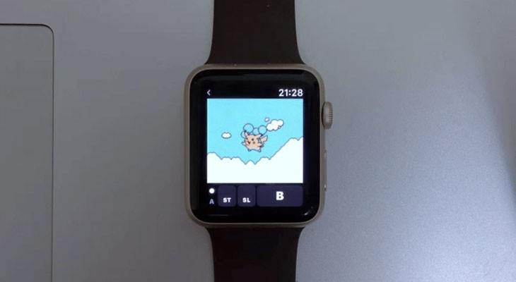 Ya podemos jugar a Pokémon Amarillo en el Apple Watch