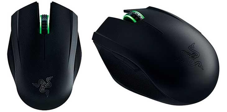 Ratón gaming inalámbrico compacto para portátiles - Razer Orochi
