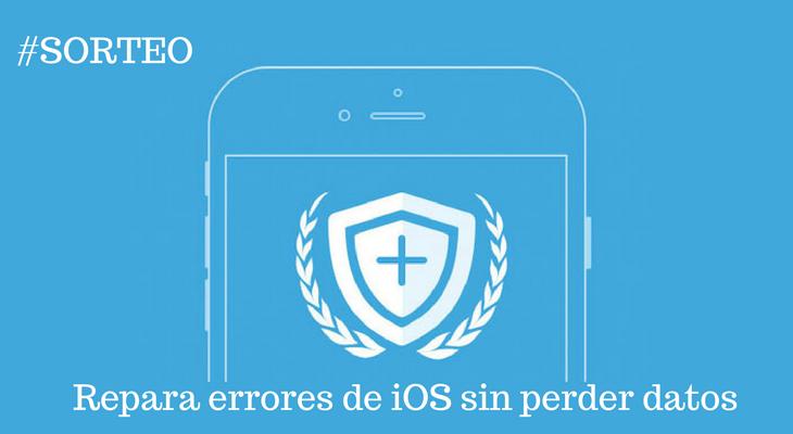 Cómo reparar los errores comunes de iOS sin perder todos tus datos