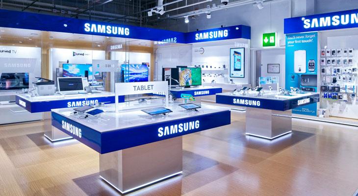 A Samsung se le quema una tienda la víspera del lanzamiento del Galaxy S8