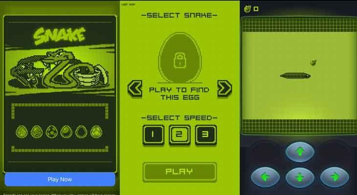 Cómo jugar al Snake de Nokia en tu iPhone