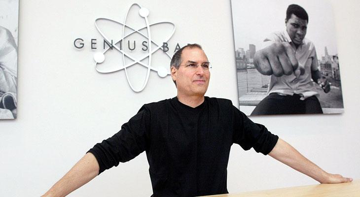 Steve Jobs pensaba que las Genius Bar eran una idea estúpida y que nunca funcionarían
