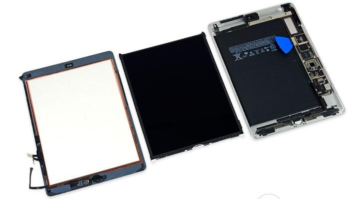 iFixit descubre que el nuevo iPad de 9,7 pulgadas es básicamente igual que el iPad Air original