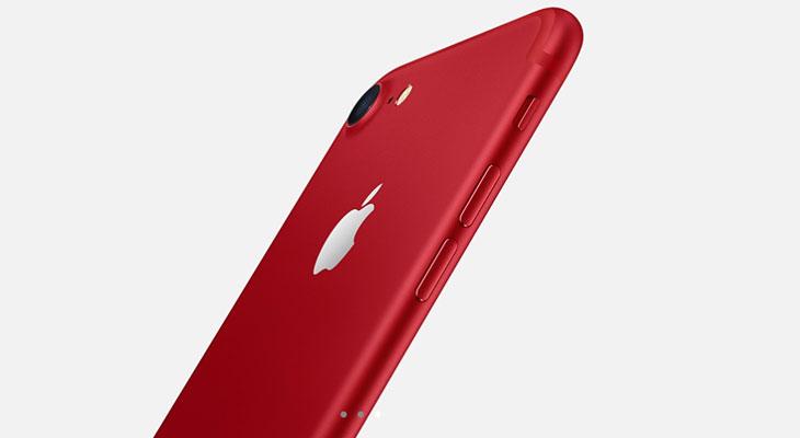 iPhone-7-Rojo